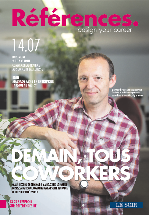 Dossier Coworking - The LOFT Brussels